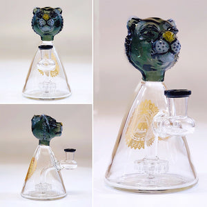 Illuminati Glass Four20 Black Panther - Head HQ