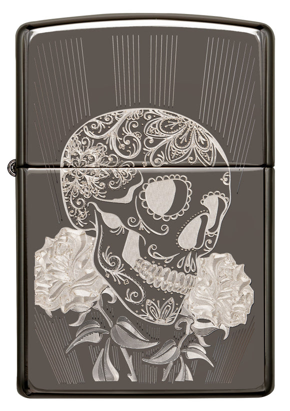 Zippo Lighter - Day Of The Dead
