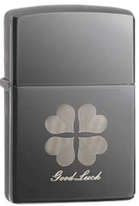 Zippo Lighter - Good Luck
