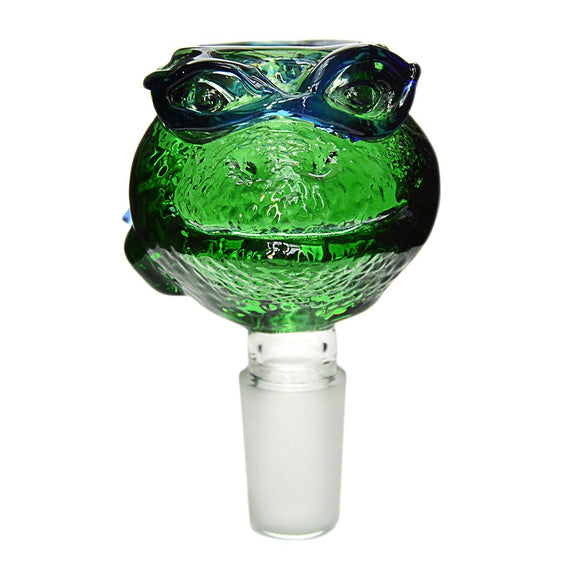 Ninja Turtle Bowl 14MM Green - Head HQ