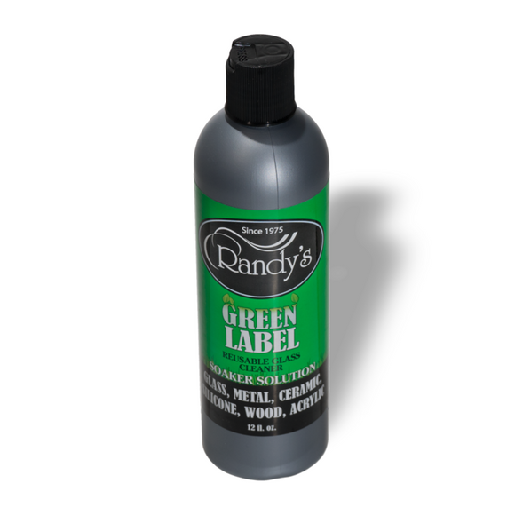 Randy's - Green Label Cleaner (12oz) - Head HQ