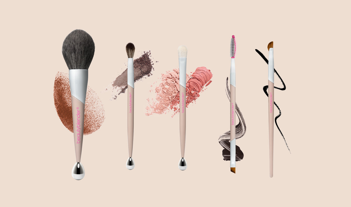 The Best Makeup Brushes for Your Face: A Breakdown