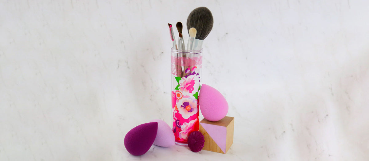 10 Ways to Repurpose Your Rosie Posie Cosmetic Container