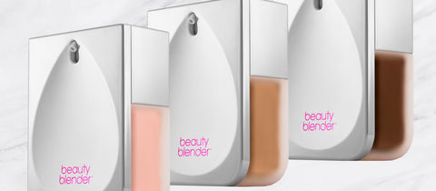 Beautyblender liquid foundation