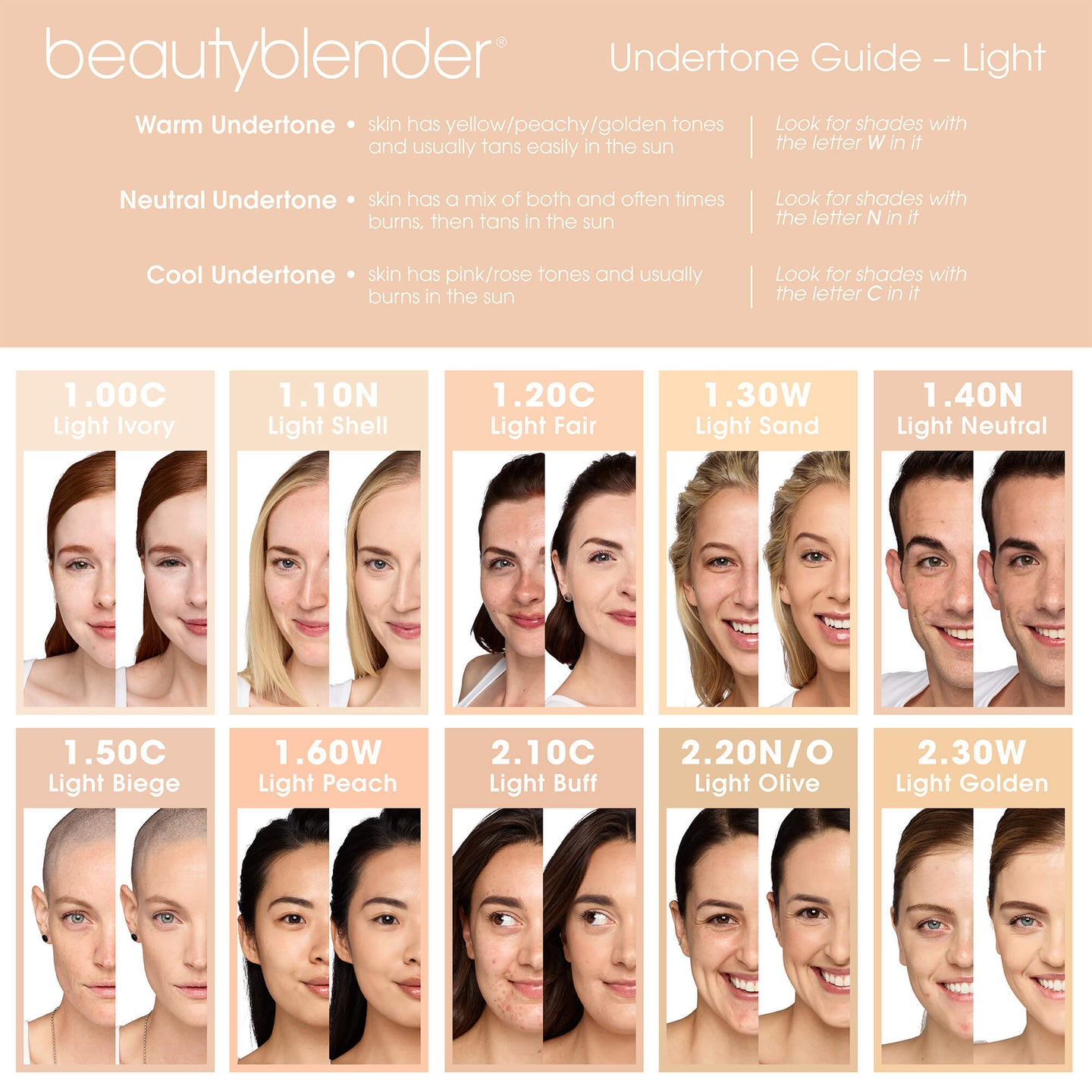Bounce Foundation Shade Finder