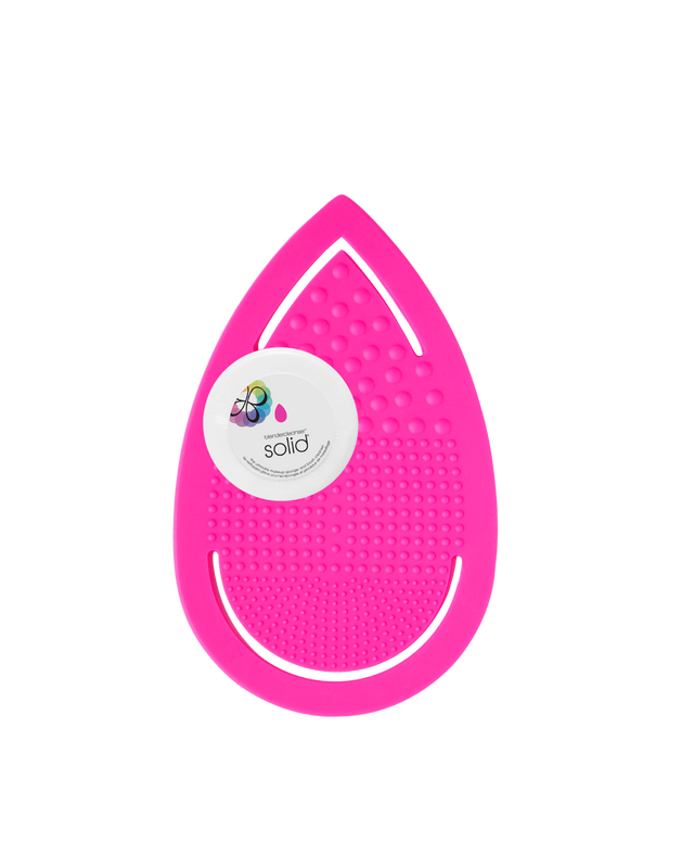 Keep It Clean, ribbed cleansing pad