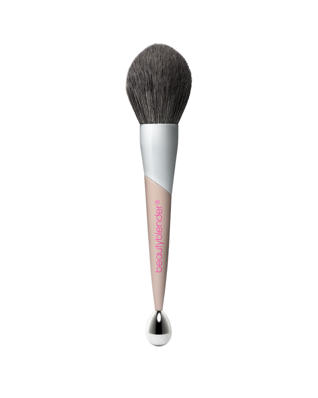BIG BOSS Powder Brush & Cooling Roller by Beautyblender