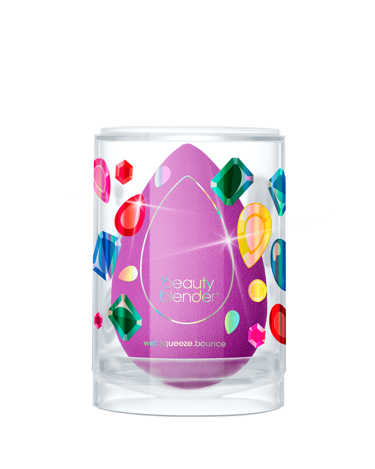 THE AMETHYST Limited-Edition Beautyblender makeup sponge