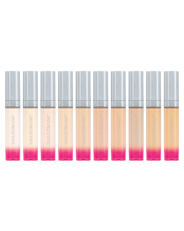 Pro-Kit Bounce™ Airbrush Liquid Whip Concealers in our light shade range.