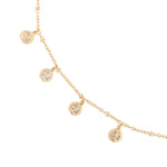 PERFECT COIN NECKLACE - GOLD