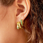 Oorbellen Desire EARRINGS - GOLD