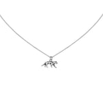 Ketting Lucky Leopard NECKLACE - SILVER