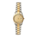 Horloge Be On Time Gold