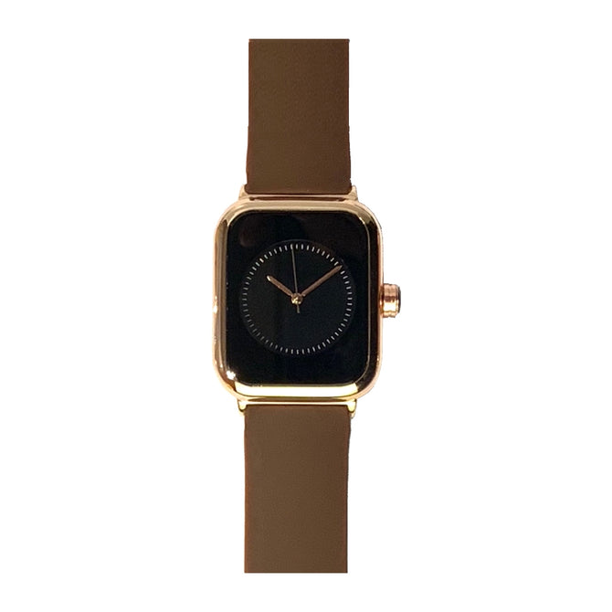 MODERN WATCH - RUBBER BAND