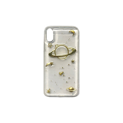GALAXY PHONE CASE - CLEAR