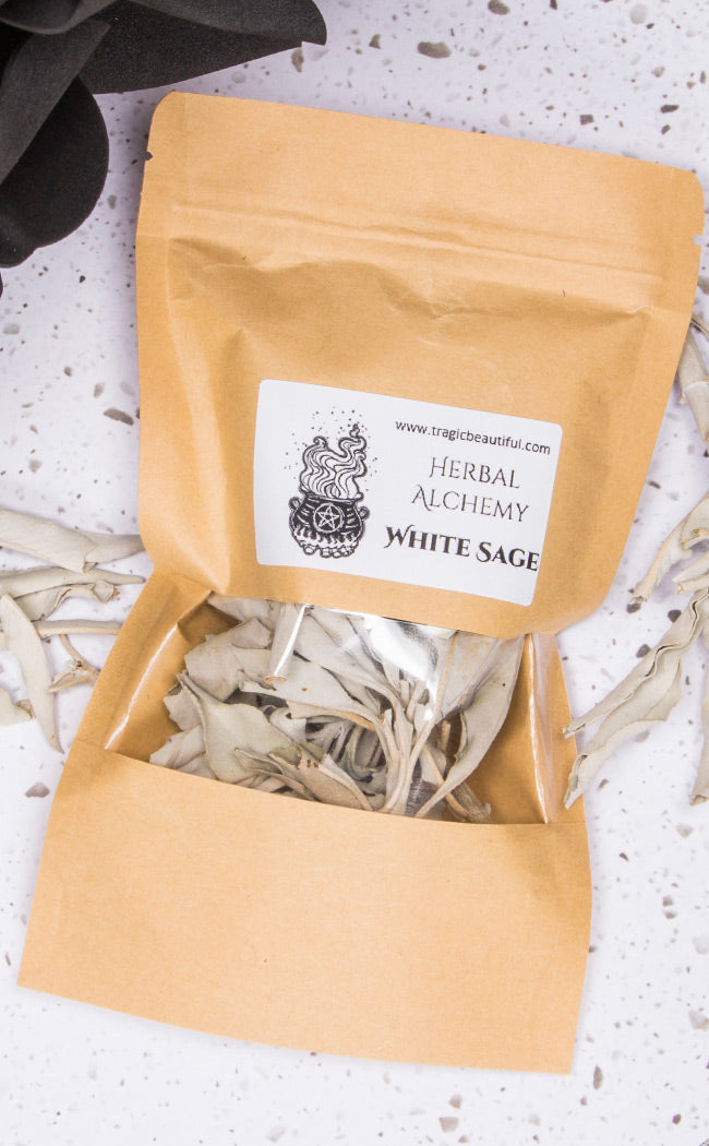 aether herbal alchemy white sage