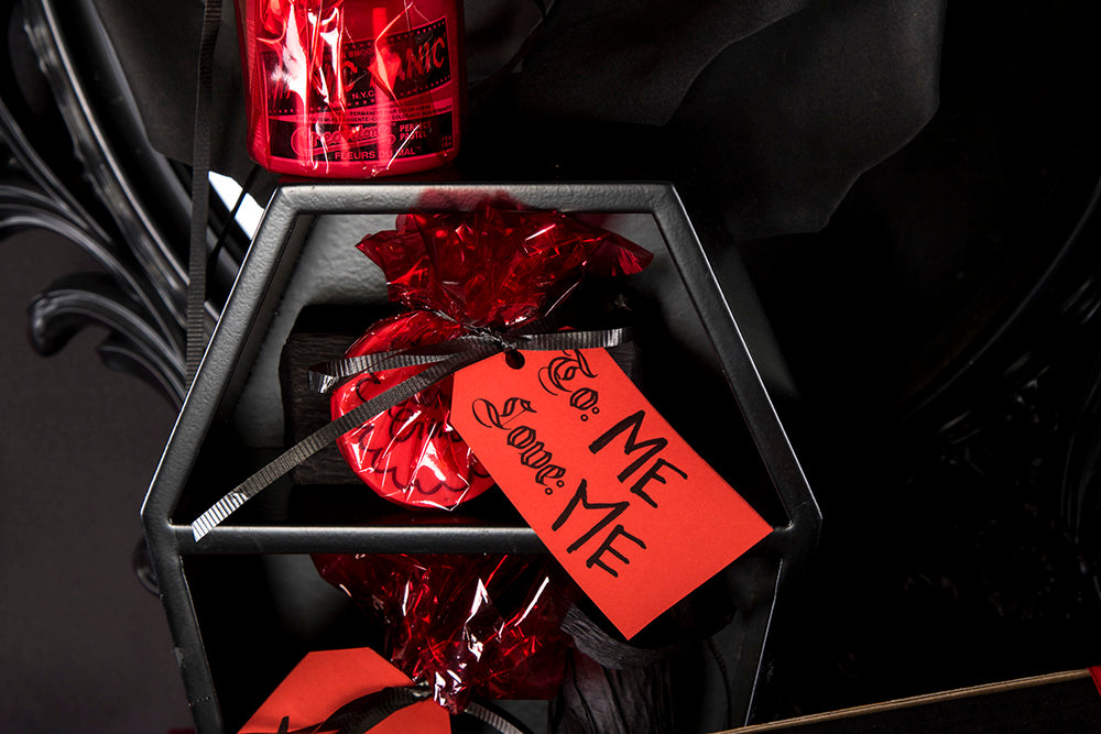 dark decadence valentine's day mystery box