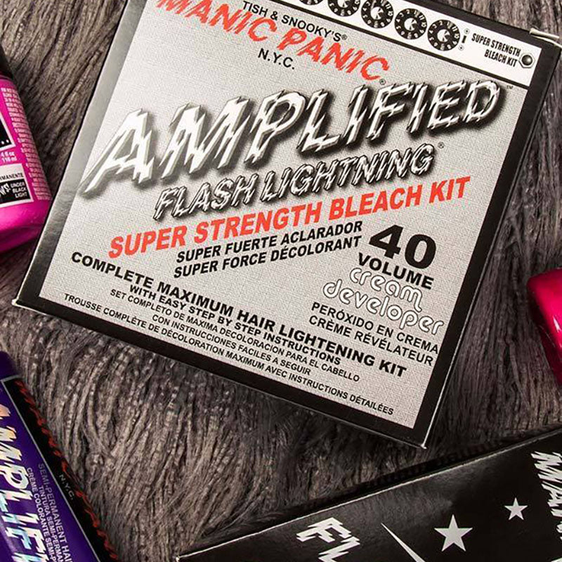 manic panic flash lightning