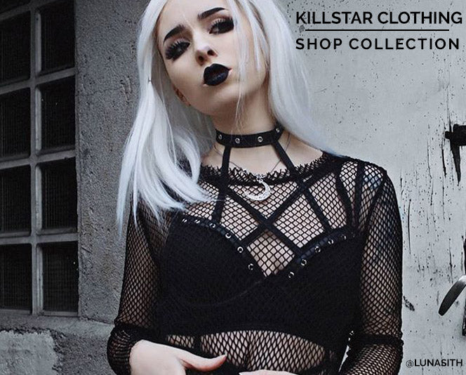 Gothic & Occult Fashion and Lifestyle Store