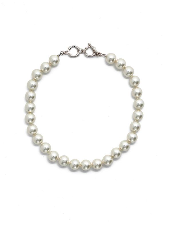 Large Pearl Necklace