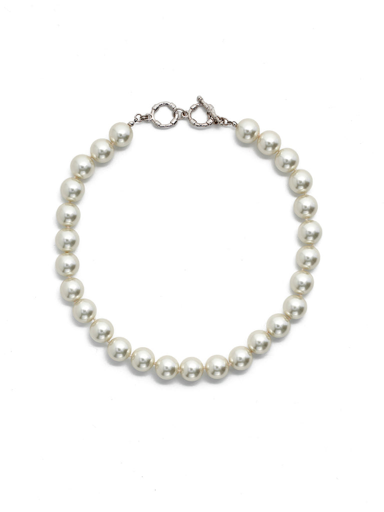 Large Pearl Necklace – Misook