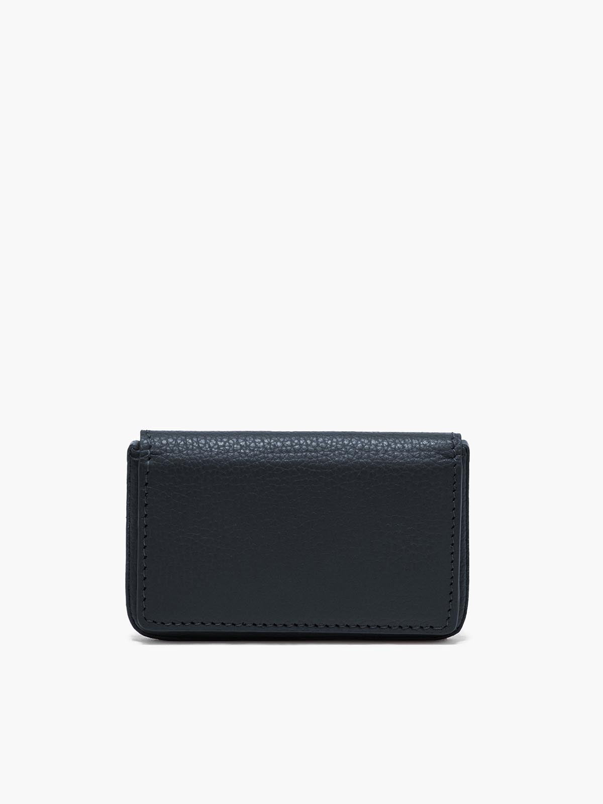 Business Card Case, Navy