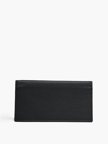 Checkbook Cover, Black