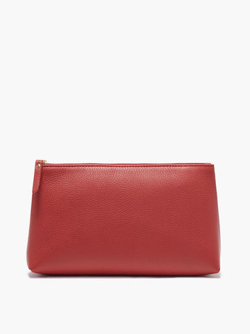 Large Pouch, Red