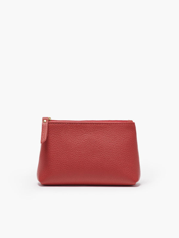 Small Accessories Case, Red