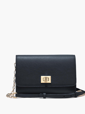 Meadow Crossbody Clutch, Navy