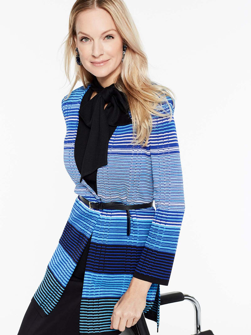 Bright Stripe Jacket