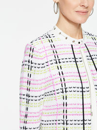 Multicolor Stitch Jacket