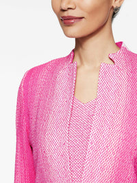 Ombre Pattern Jacket