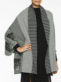 Plush Wrap Knit Cardigan