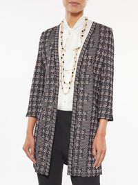 Digital Pattern Knit Duster – Misook