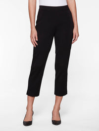 Knit Ankle Pant, Black
