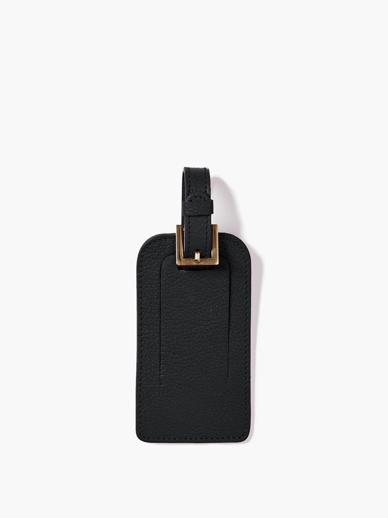 Deluxe Luggage Tag, Black
