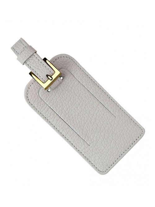 Deluxe Luggage Tag, Grey