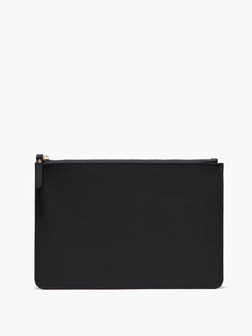 Medium Zip Case, Black