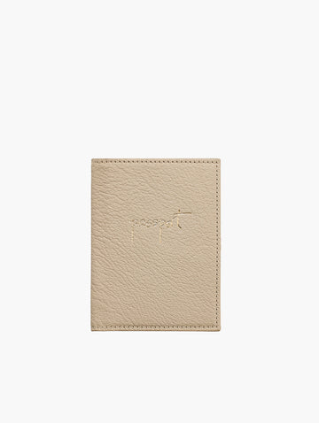 Passport Holder, Ivory