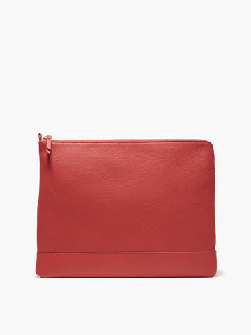 Zip Folio, Red