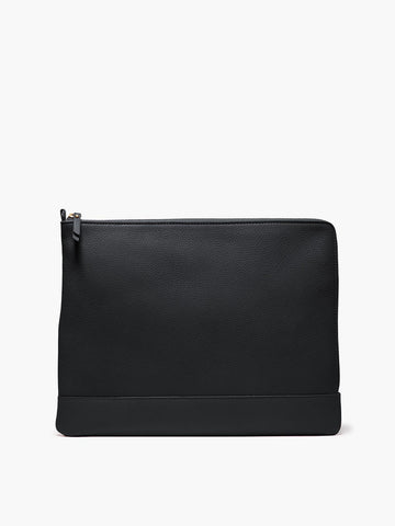Zip Folio, Black
