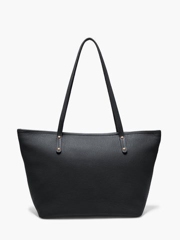 Bleecker Tote Bag, Black