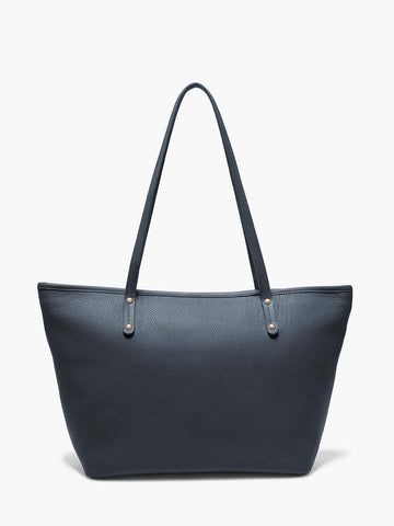 Bleecker Tote Bag, Navy