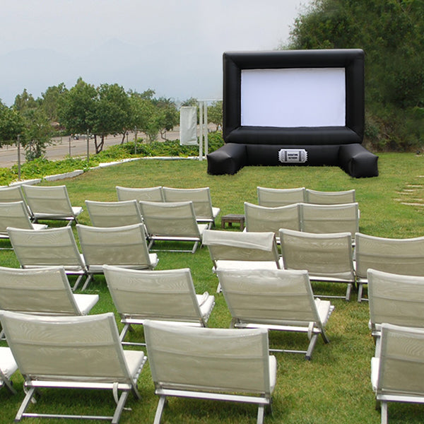 Inflatable Movie Screen - 13ft Diagonal