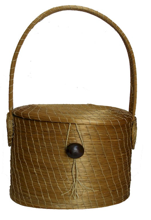 Golden Grass Handbag, Silo