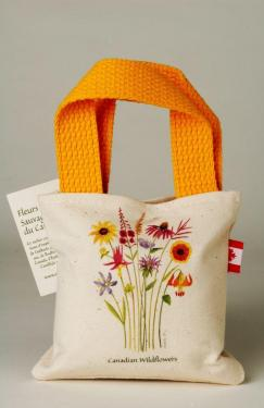 Wildflower Seed Bags, Canadian Wildflowers