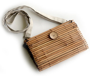 Chopstick Handbag - Large