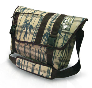 Recycled Polyester Messenger Bag (options)