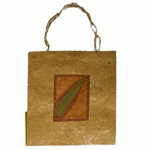 Gift Bags Made from natural fibre paper
